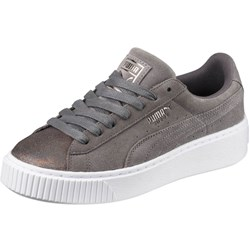 PUMA - Womens Suede Platform Lunalux Shoes