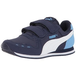 Puma Kids Cabana Racer Mesh V Ps Shoes