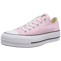Converse - Womens Chuck Taylor All Star Lift Canvas Low Top Shoes