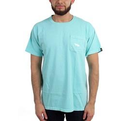Benny Gold - Paper Plane Garmet Dyed Pocket T-shirt