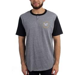 Brixton - Mens Wheeler Henley T-Shirt