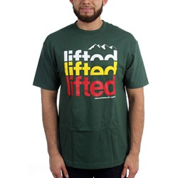 LRG - Men's Mount Lifted T-Shirt