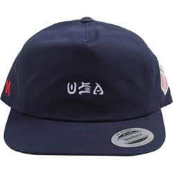 Hurley Men's USA National Team Snapback Hat