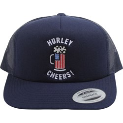 Hurley Unisex Adult Cheers Bro Adjustable Hat
