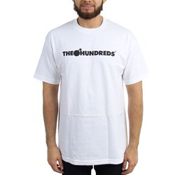 The Hundreds - Mens Forever Bar Logo T-shirt