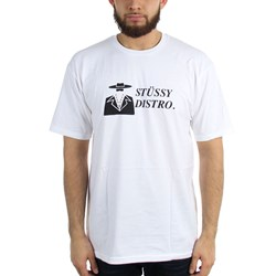 Stussy Mens Distro. T-Shirt