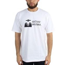 Stussy Mens Distro. T-Shirt