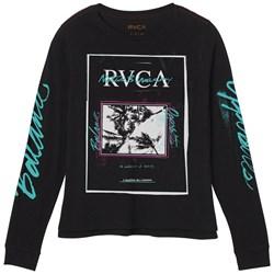 RVCA Womens Balance Flyer Long T-Shirt