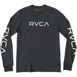 RVCA Mens Big Rvca Long T-Shirt