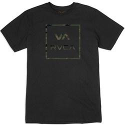 RVCA Mens Fill All The Way T-Shirt