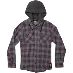 RVCA Mens Good Hombre Long Buttondown