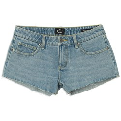 RVCA Womens Hello Mellow Denim Walkshorts