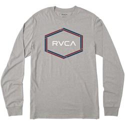 RVCA Boys Hexest Long T-Shirt