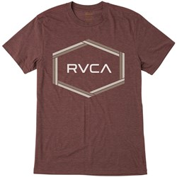 RVCA Mens Hexest T-Shirt