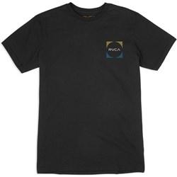 RVCA Mens Motorstripe T-Shirt