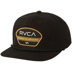 RVCA Mens Opposite Snapback Hat