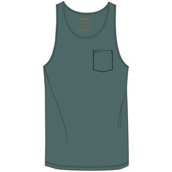 RVCA Mens Ptc Pigment Sleeveless T-Shirt