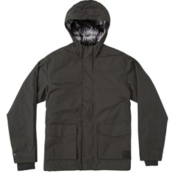 RVCA Boys Puffer Parka Jacket