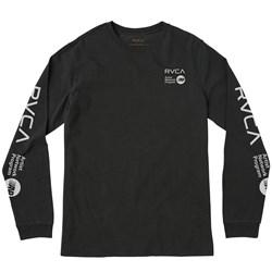 RVCA Mens Rvca Anp Long T-Shirt