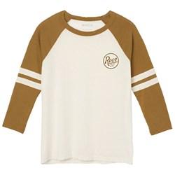 RVCA Womens Slite Script Long T-Shirt