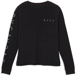 RVCA Womens Upside Long T-Shirt