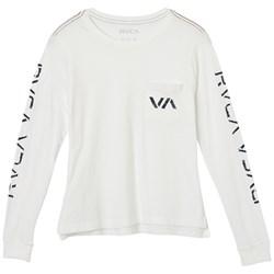 RVCA Womens Va Spray Long T-Shirt