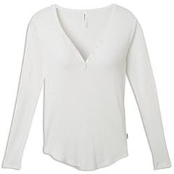RVCA Womens Zinnia Knit Long Sleeve T-Shirt