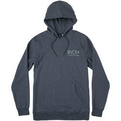RVCA Mens Squig Po Hooded Pullover