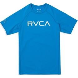 RVCA Boys Rvca Rashguard Short Sleeve Rashguard