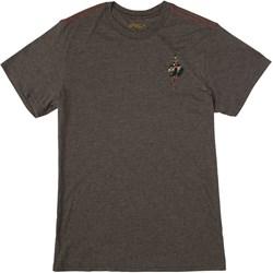 RVCA Mens Krak Dagger T-Shirt