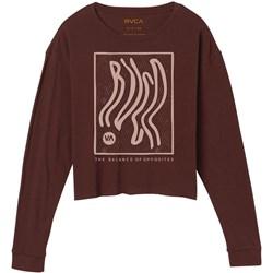 RVCA Womens Longshore Long T-Shirt