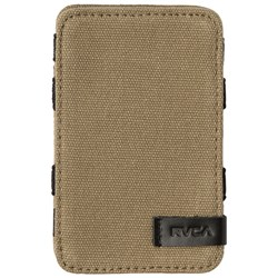 RVCA Mens Magic Wallet
