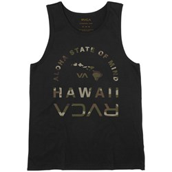 RVCA Mens Mind State Sleeveless T-Shirt