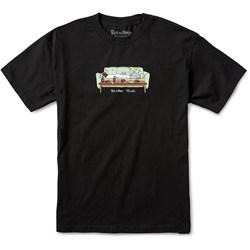 Primitive - Mens Lights Out Rick & Morty T-Shirt