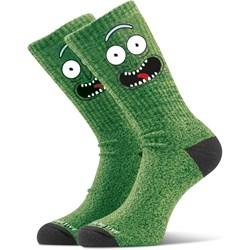Primitive - Mens Pickle Rick Sock