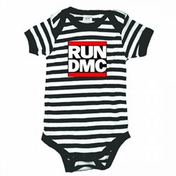 Run Dmc - Baby Logo Onesie