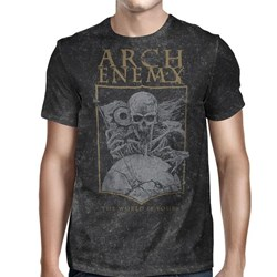 Arch Enemy - Mens The World Is Yours T-Shirt