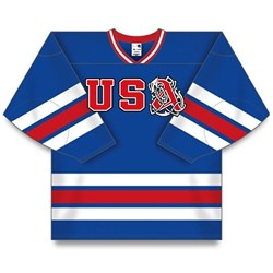 Amon Amarth - Mens USA Hockey Jersey