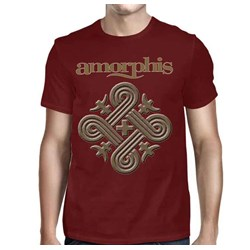 Amorphis - Mens Red Cloud Diamond