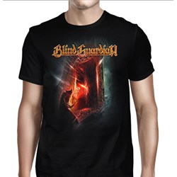 Blind Guardian - Mens Demon 2015 Tour Dates T-Shirt