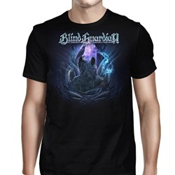 Blind Guardian - Mens Reaper Crow 2015 Date Back T-Shirt