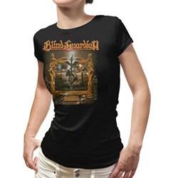 Blind Guardian - Womens Imaginations 2016 Tour Ladies T-Shirt