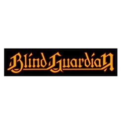 Blind Guardian - unisex-adult Logo Woven Patch
