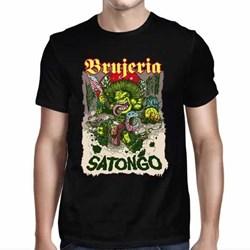Brujeria - Mens Satongo-parte Hombre T-Shirt