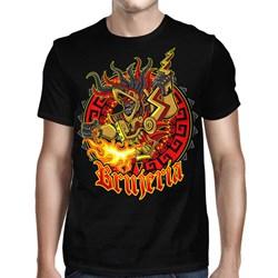 Brujeria - Mens Urban Aztec T-Shirt