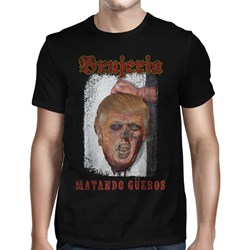 Brujeria - Mens Mantando Gueros - Make America T-Shirt