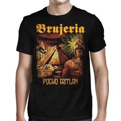 Brujeria - Mens Pocho Aztlan Viva Mexico T-Shirt