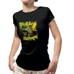 Brujeria - Womens Marijuana Ladies T-Shirt