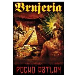 Brujeria - unisex-adult Pocho Aztlan Poster Flag