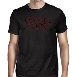 Cannibal Corpse - Mens Logo Summer Tour 2016 T-Shirt